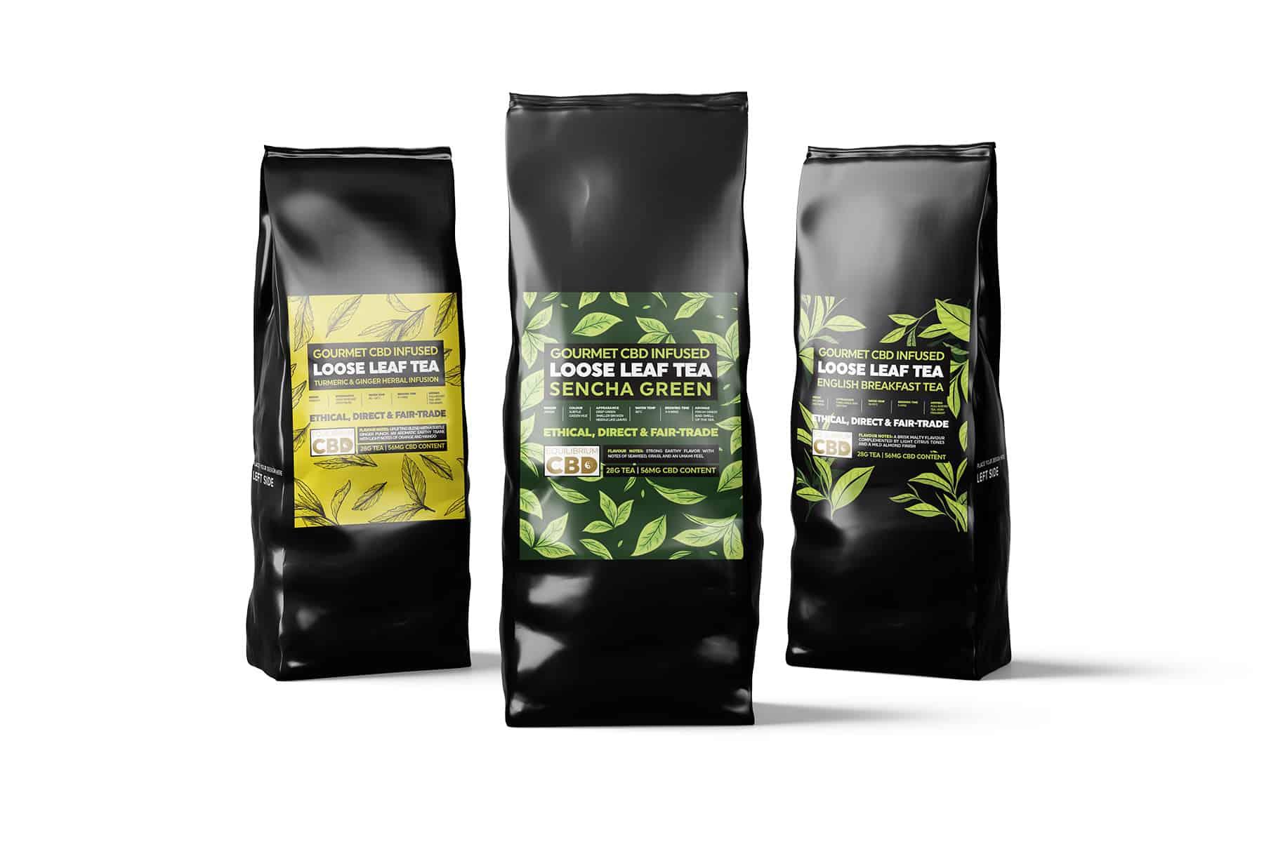 equilibrium CBD tea product shot