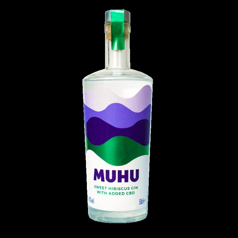 Muhu Sweet Hibiscus Gin