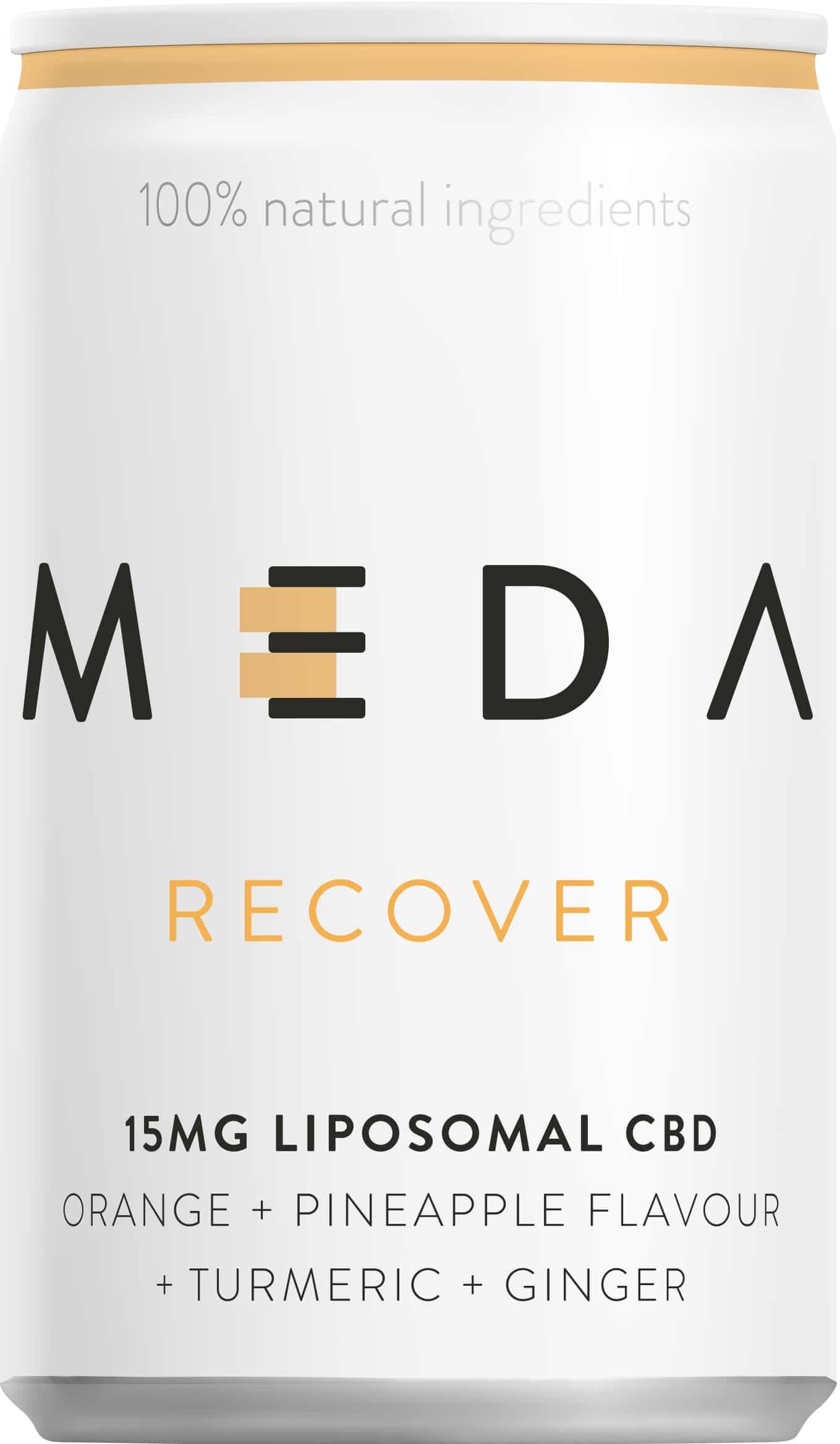 MEDA Recover CBD drink