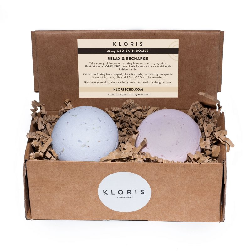 KLORIS Bath Bombs