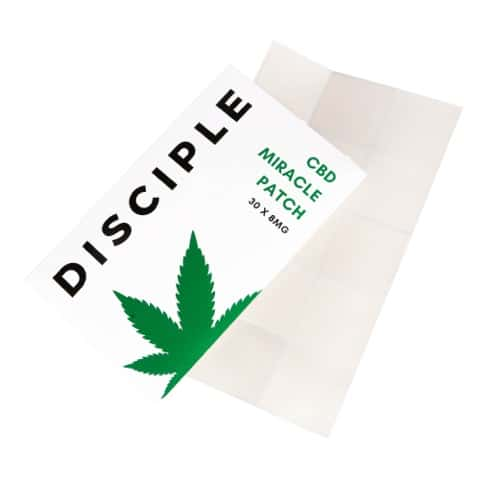 Disciple Miracle CBD Patch