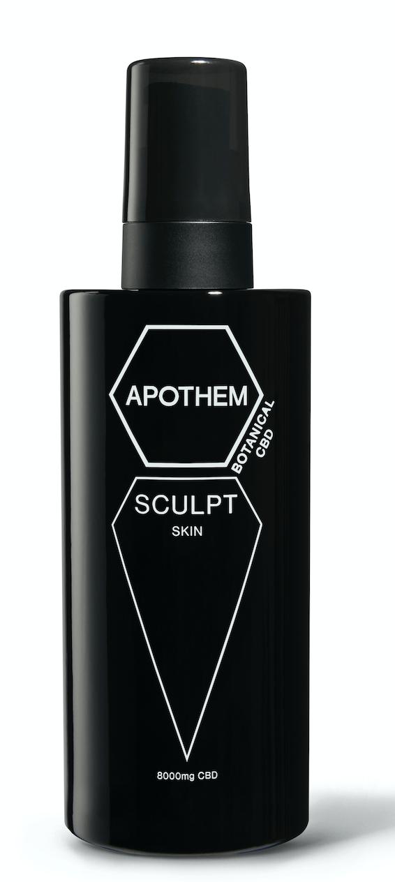 Apothem CBD Sculpt oil